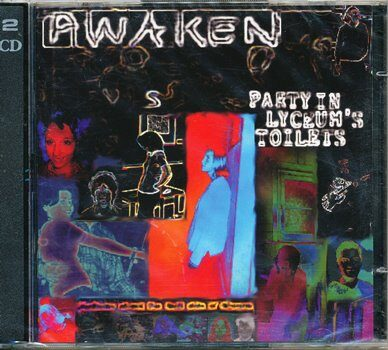 AWAKEN - Party In Lyceum's Toilets (double audio collector CD - rare!)