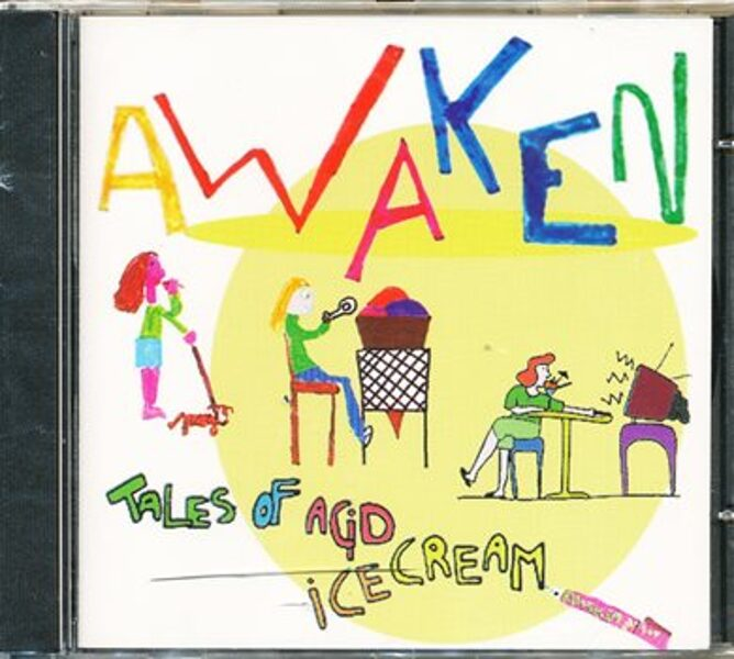 AWAKEN - Tales Of Acid Ice Cream (audio collector CD - rare!)